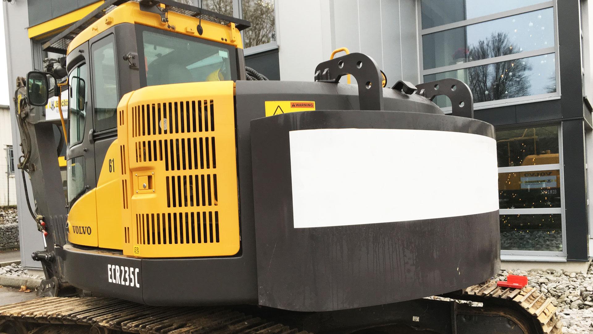 kontergewicht-1500-kg-volvo-cr-235-c