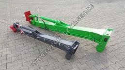 Stielverlängerung MS08 mit Schnellwechsler MS03 Paket Arm