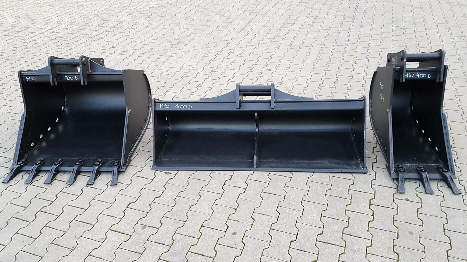 Martin M10 Löffelpaket