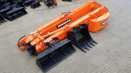 Long Reach Doosan DX530 Paket