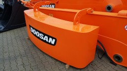 Long Reach Doosan DX530 Paket