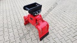 Sortiergreifer MS03 mit THUMM Rotator Typ 602F