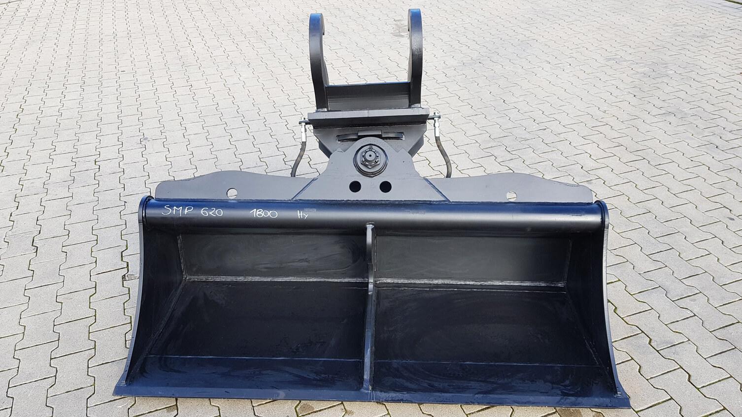 hydraulisch Grabenräumlöffel Atlas SMP620 1800mm