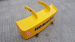 Komatsu PC 450 5T Kontergewicht