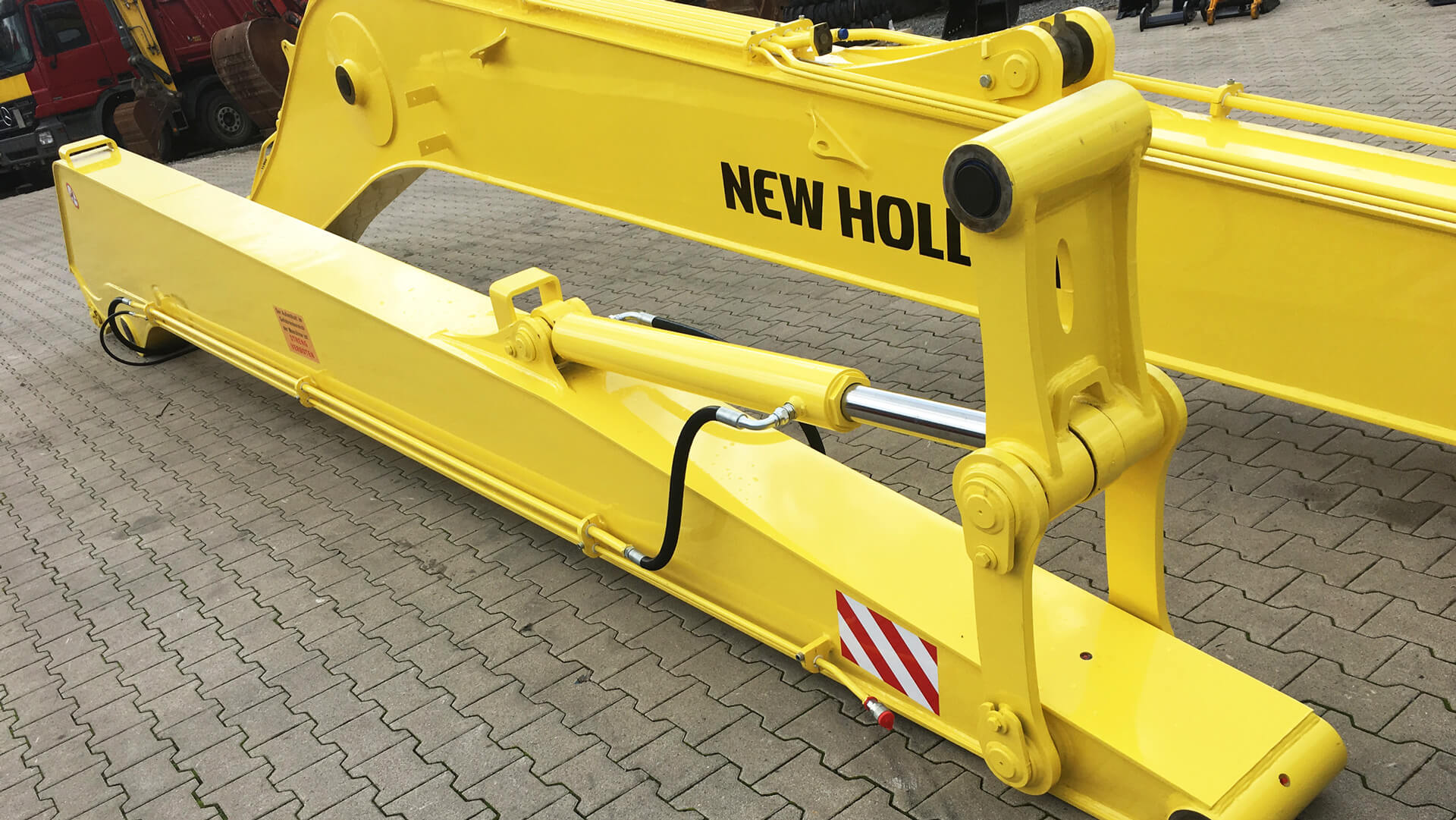 16m Long Reach für New Holland E305 C