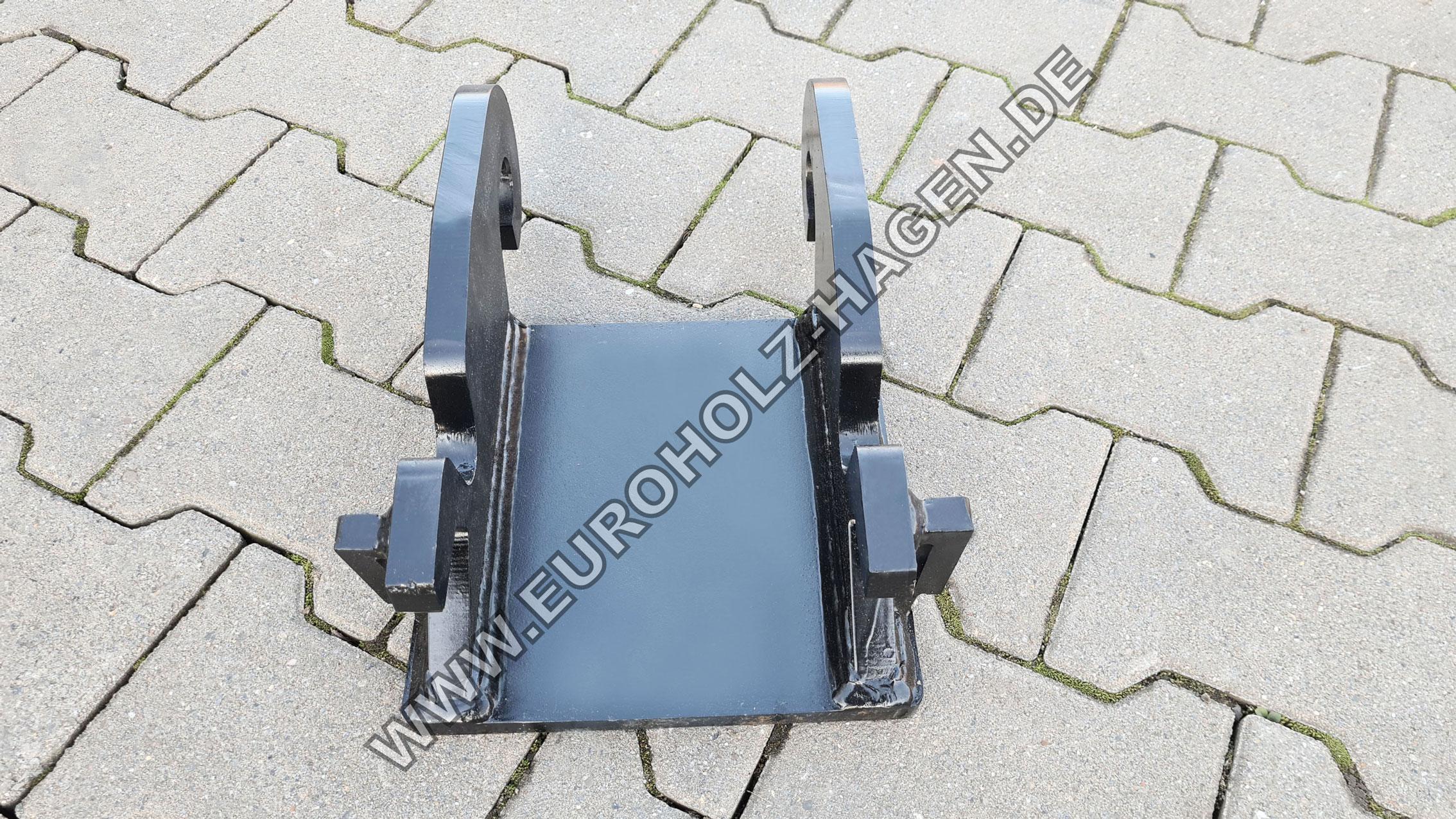 Anschweißrahmen passend für Verachtert CW05 CW mit Laschen Adapter Schnellwechsler Adapterrahmen Adapterplatte adapter