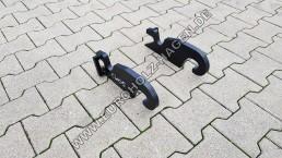 Anschweißrahmen CW05 ohne Boden Adapter Rahmen Anschweißplatte Platte