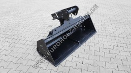 Hydraulischer Grabenräumlöffel MS08 1600mm D