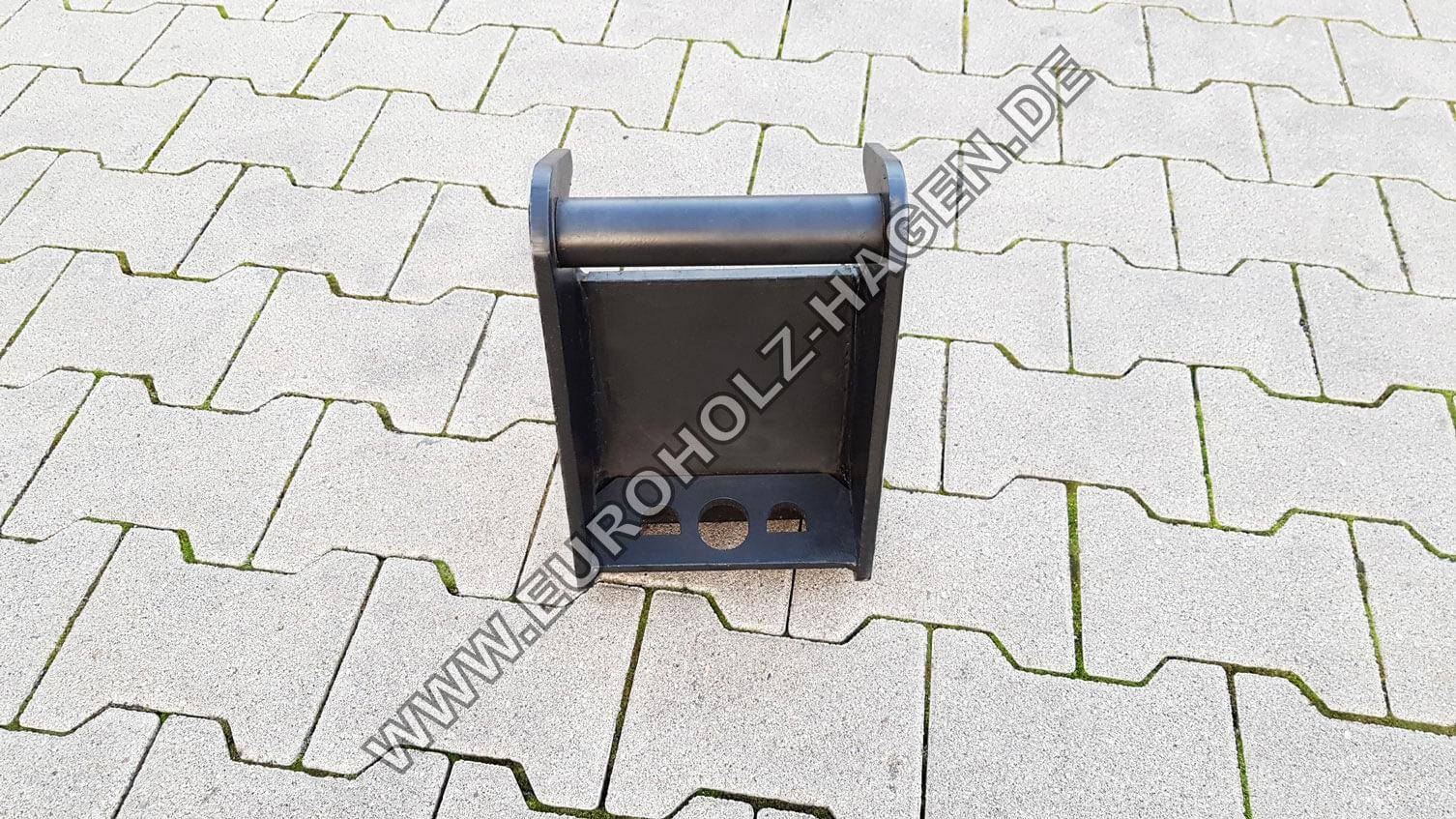 Adapter Platte MS01 mit drehbarem Lasthaken