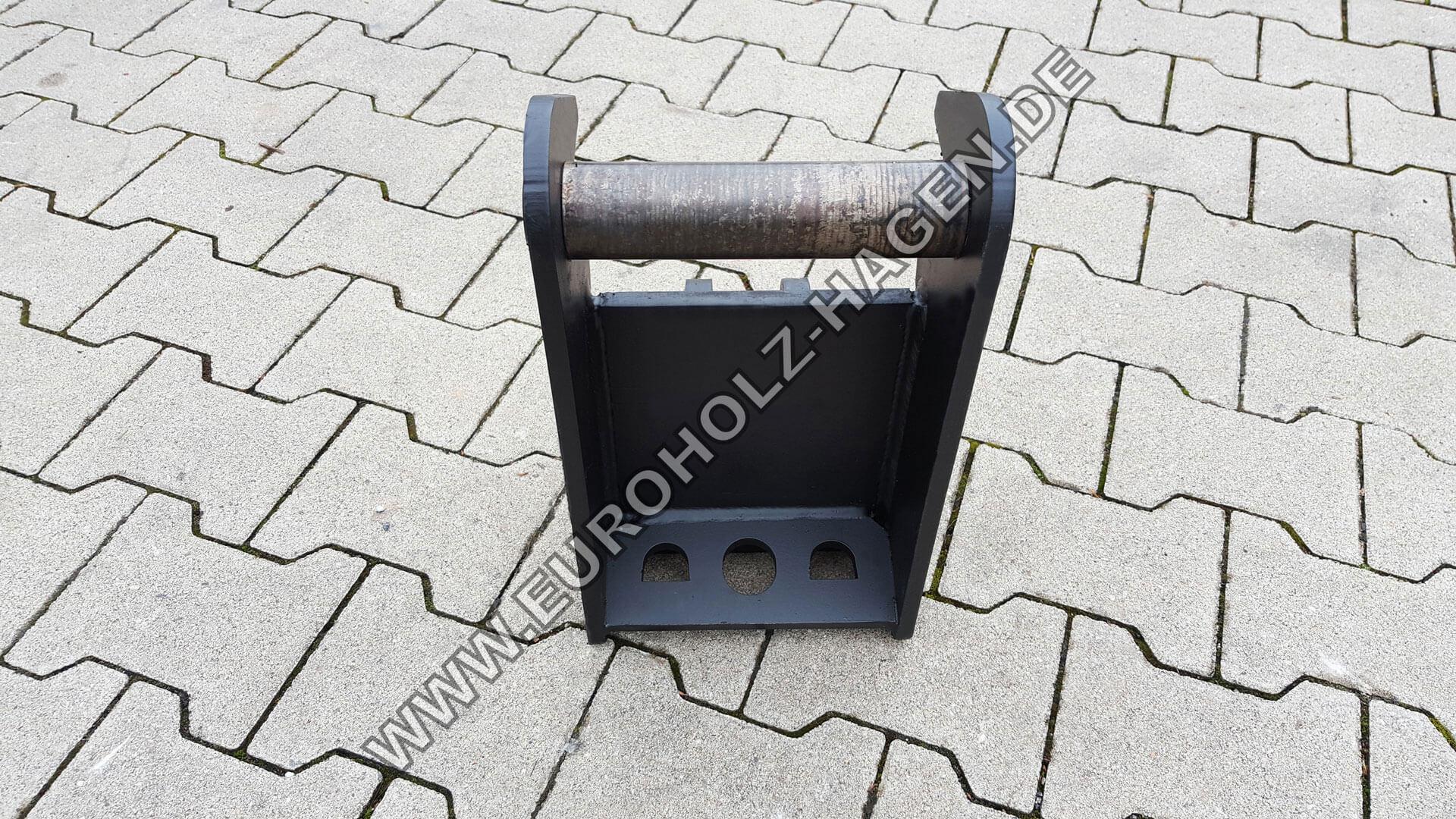 Adapter Platte MS03 mit drehbarem Lasthaken