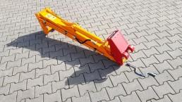 Armverlängerung 1,5 m lang mit Schnellwechsler MS 03
