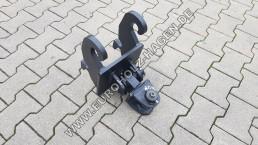 Adapter für Greifer CW05 25/70 mm mit Pendel