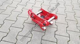 Schnellwechsler mechanisch MS01 mit Lasthaken