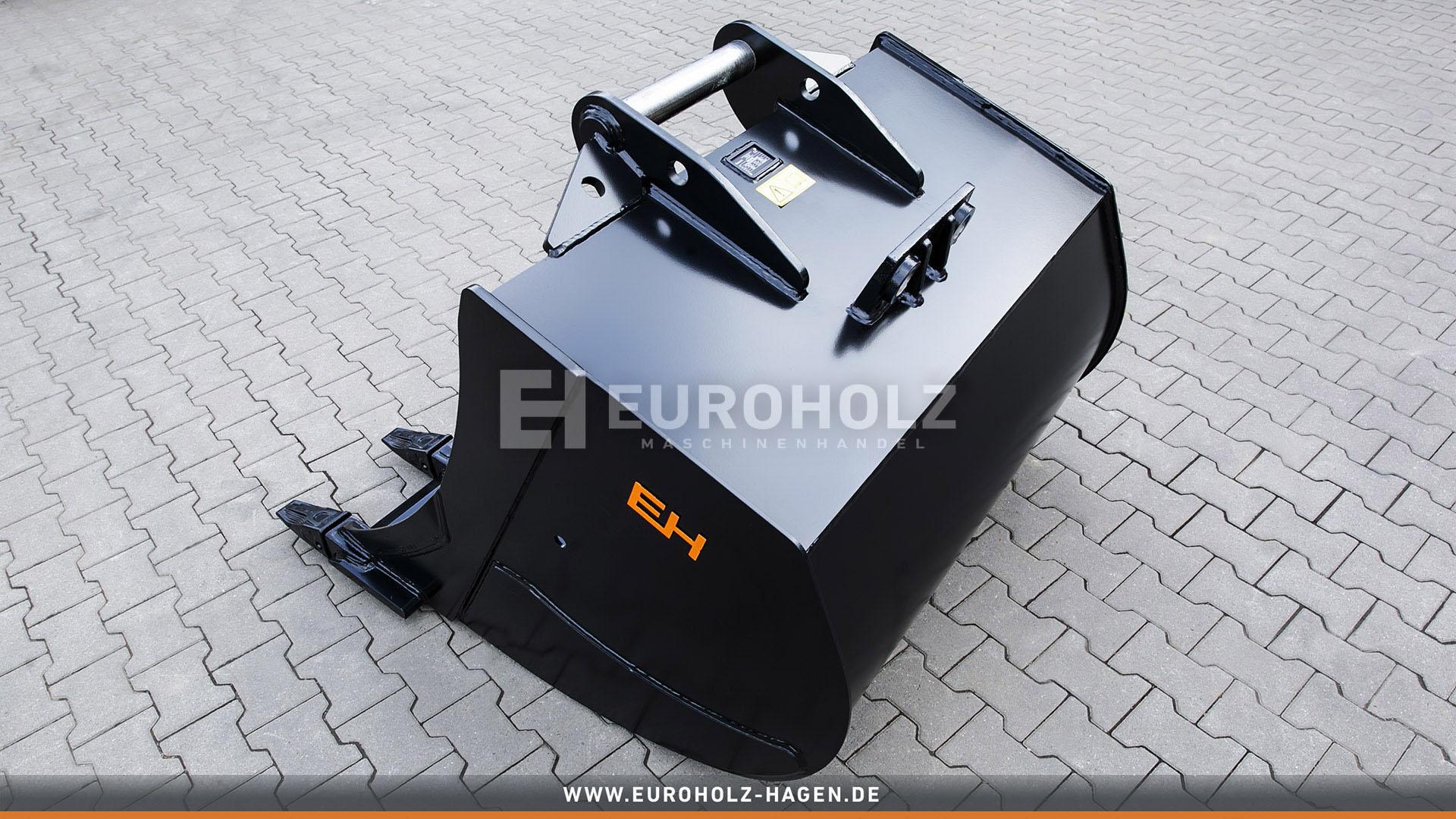 Tieflöffel passend für Lehnhoff MS10 / 1400 mm / Kat. 2G