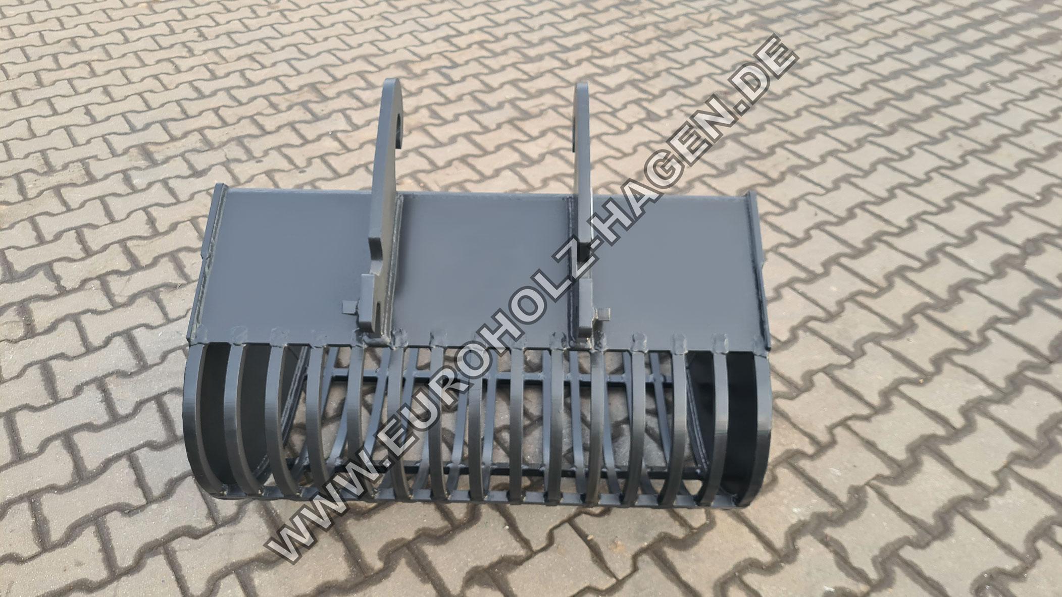 Sieblöffel passend für Verachtert CW10 / 1000 mm / Kat. 5K