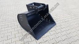 Tiefloeffel MS08 1000 mm ohne Zaehne in der Aufsuehrung fuer einen Schwenkmotor