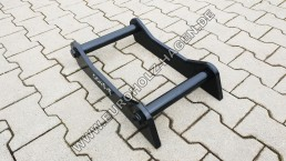 Anschweißrahmen OQ45-5 OQ 45-5 OQ45-5 Anschweißplatte Rahmen Platte Bagger