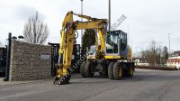 Mobilbagger New Holland MH City