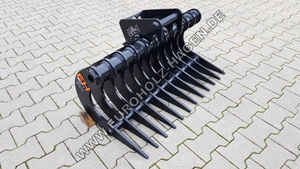 Harke MS01 1000 mm Roderechen Wurzelrechen Aufreißer