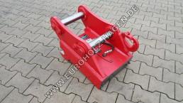 Schnellwechsler MS10 hydraulisch mit Lasthacken Bagger excavator