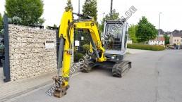 Minibagger Wacker Neuson EZ53 mini excavator EZ 53