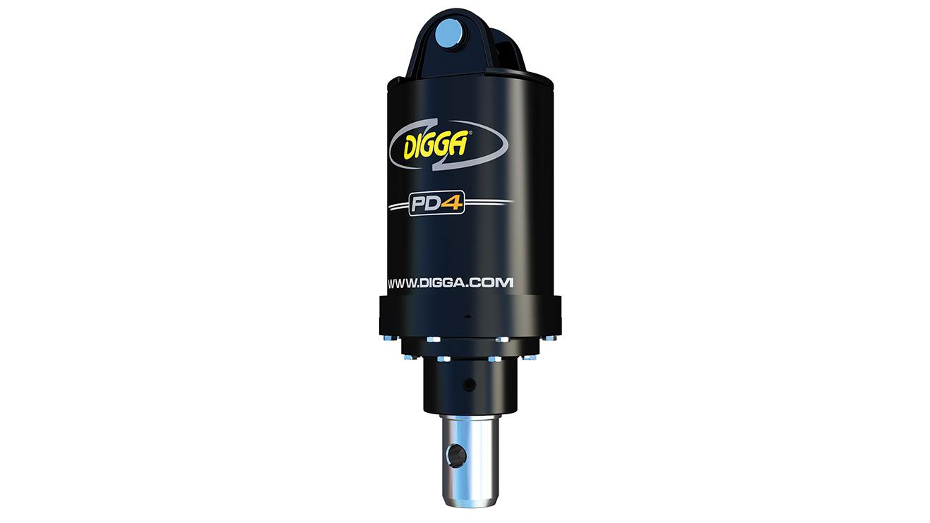 Digga PD4-2 Motor