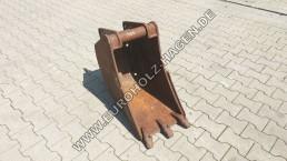 Tieflöffel HR18 400 mm gebraucht