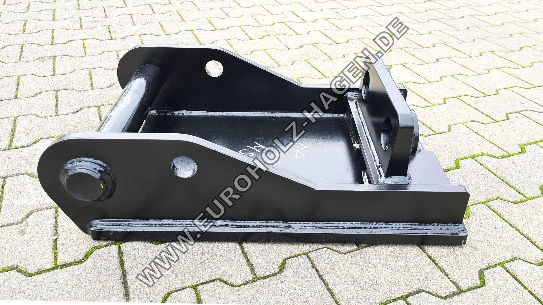 Hammerplatte MS10 passend Lehnhoff hamer platte adapterplatte Adapter platte anschweißplatte