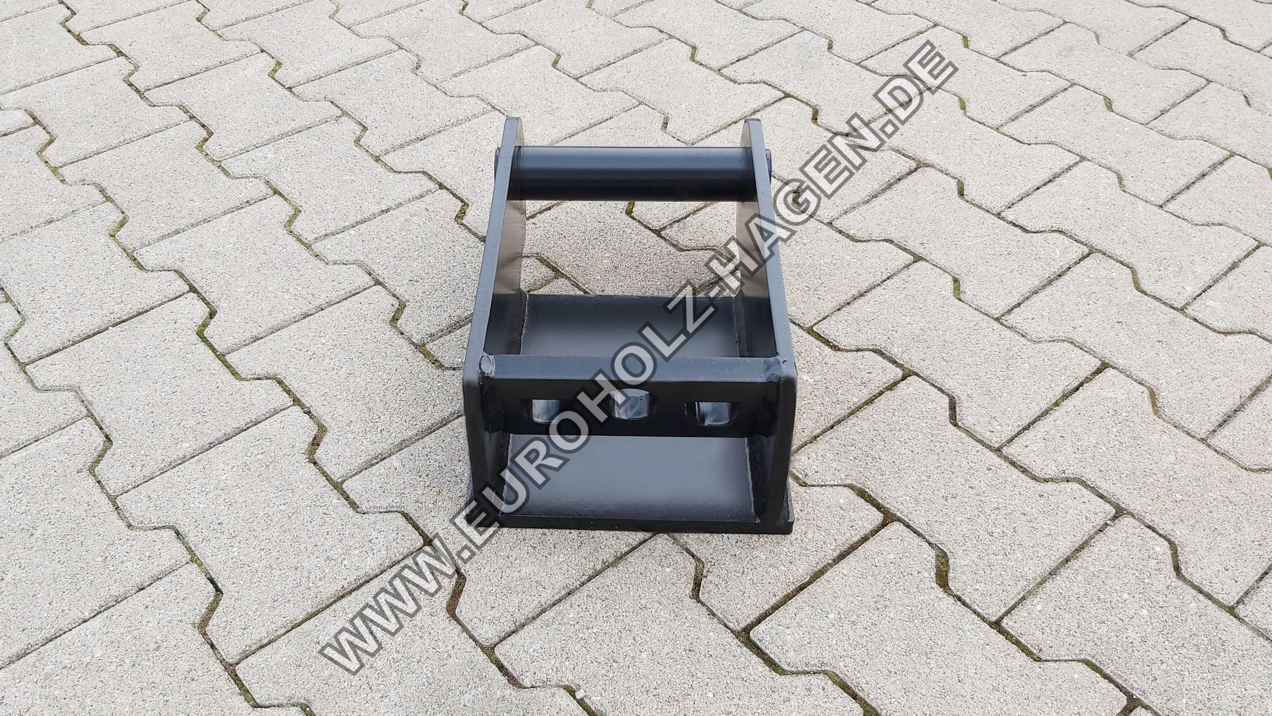 Hammerplatte MS01 Lehnhoff MS Adapter Platte Schnellwechsler Anbauplatte