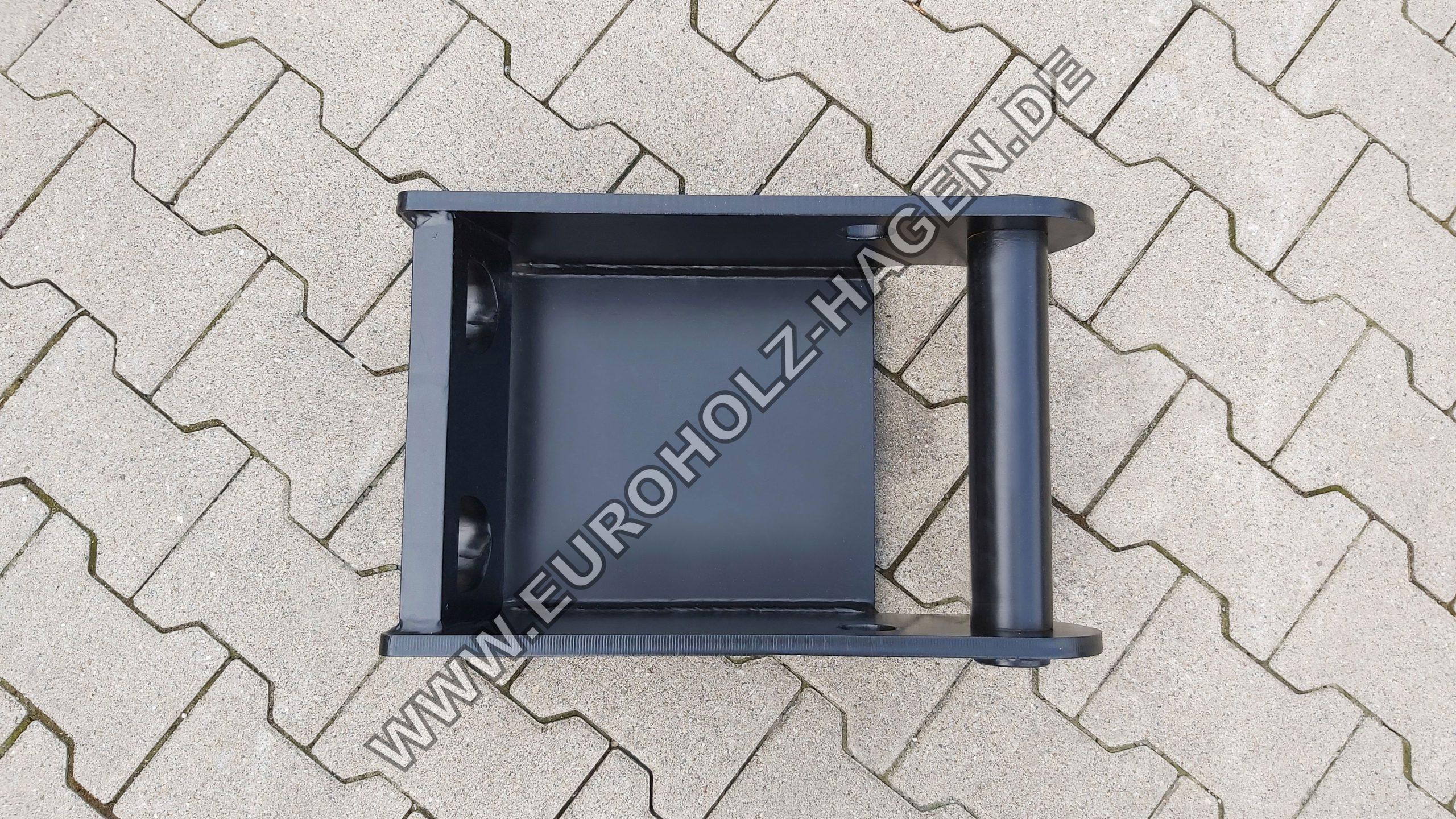 Hammerplatte MS08 Lehnhoff Hammerplatten Löffel Bagger Platte CW mit Boden EH eh Euroholz