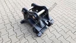 Schnellwechsler CW20 hydraulisch Verachtert Kupplung Bagger eh EH Euroholz