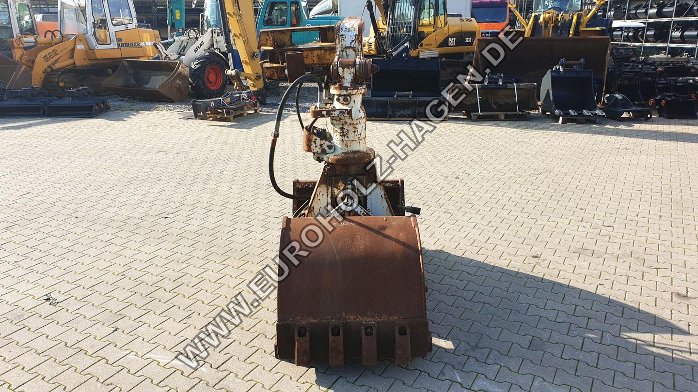 Zweischalengreifer NADO SK20 900 mm Clamshell bucket Грейферный ковш nado sk eh EH Euroholz Greifer Bagger