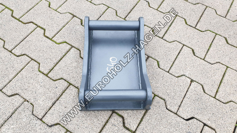 Anschweißrahmen Volvo S40 S Adapterrahmen Adpterplatte Adapter Platte Schenllwechsler excavator Welded adapter eh EH Euroholz