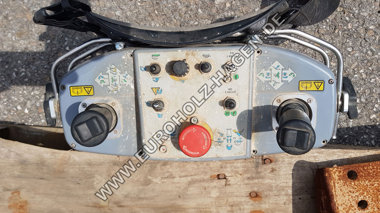 Elektrobagger Brokk 90