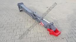 Armverlängerung MS03 auff Schnellwechsler MS01 Lehnhoff Stielverlängerung Verlängerungsarm Verlängerung Bagger Arm