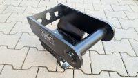 Adapter passend für Lehnhoff MS03 auf Schnellwechsler MS01 mechanisch