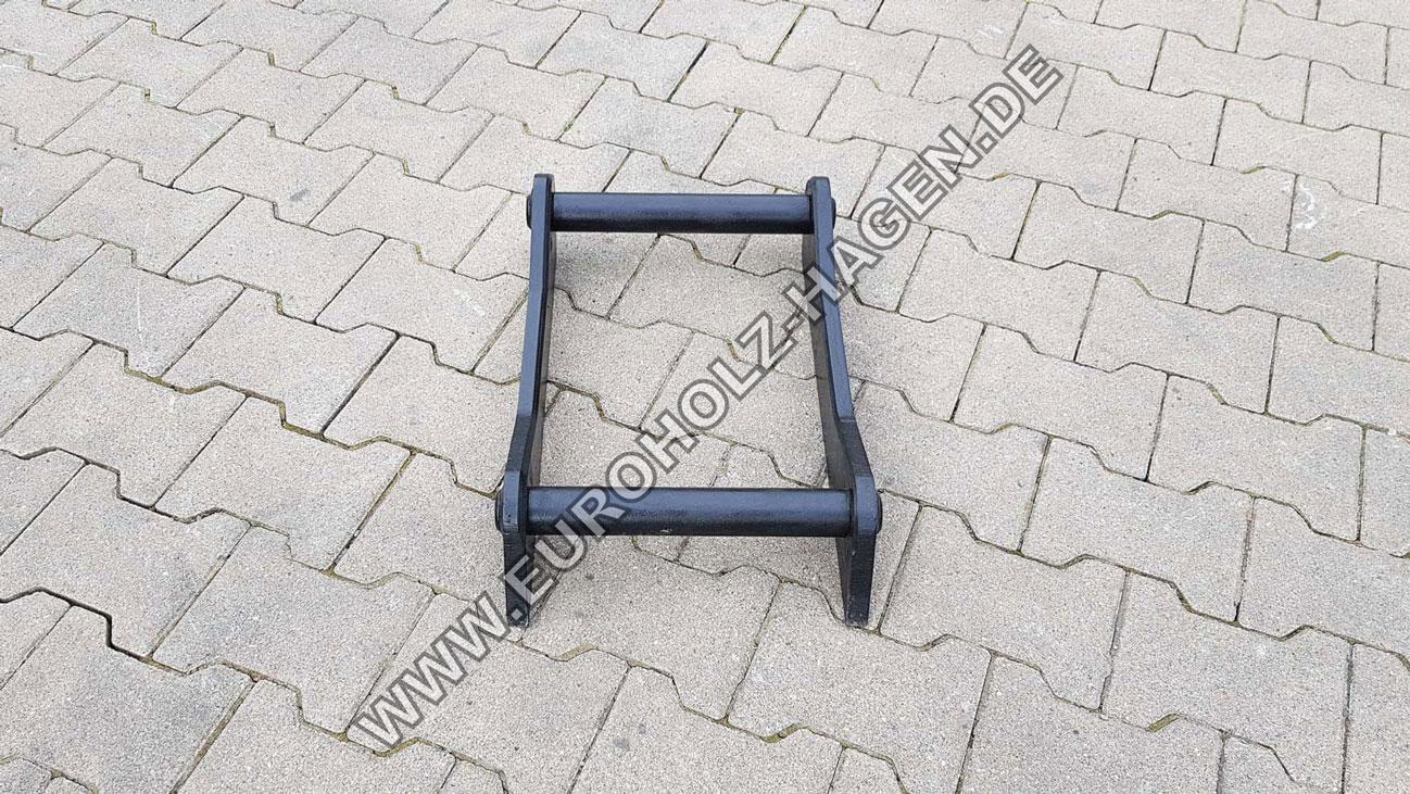 Anschweißrahmen OQ Oilquick OilQuick passend für Adapterrahmen Rahmen Adapter Schnellwechsler mit Boden Grundplatte EH Euroholz euroholz