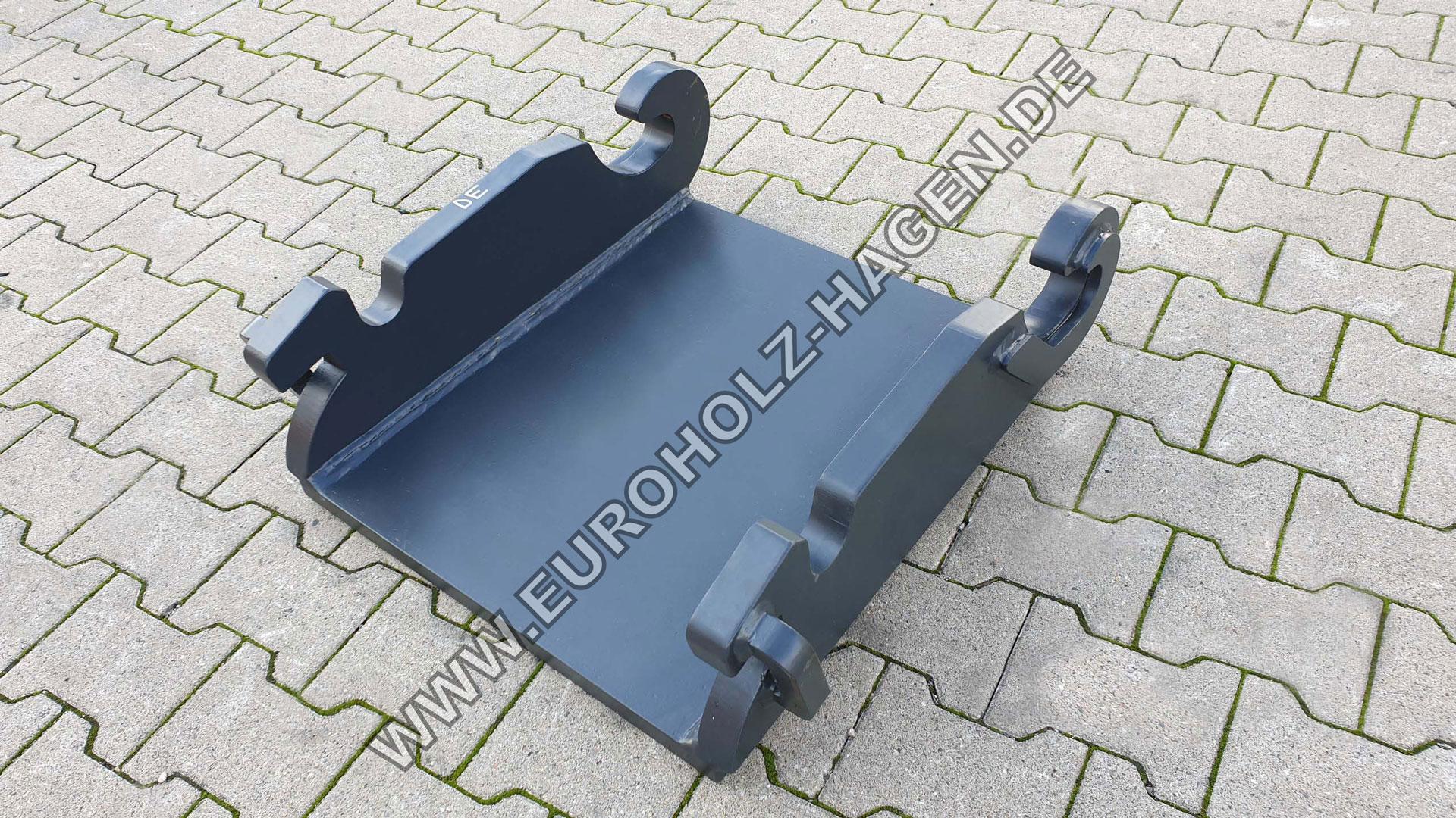 Hammerplatte passend für CW20 / CW30