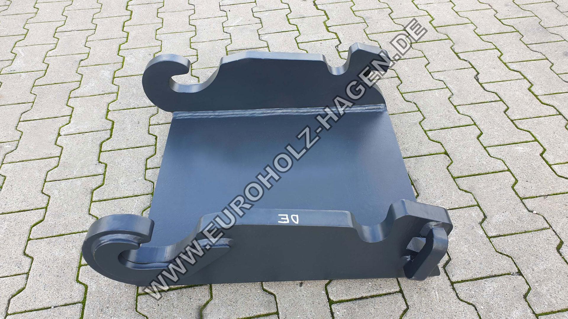 Hammerplatte CW30