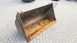 Frontschaufel 2400 mm gebraucht Front Schaufel Baggerlöffel Baggerschaufel Radladerschaufel