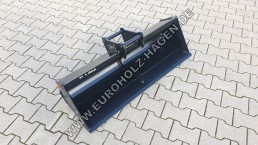 Grabenräumlöffel passend für Easy lock HS2 1200 mm Symlock EH euroholz Bagger Löffel Schaufel