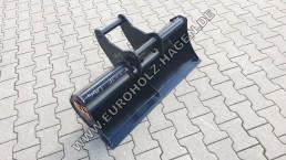 Grabenräumlöffel passend für Volvo S40 1000 mm Symlock EH euroholz Bagger Löffel Schaufel