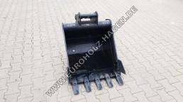 Tieflöffel MS03 SY 700 mm passend für Lehnhoff Symlock gebraucht 70 cm bucket