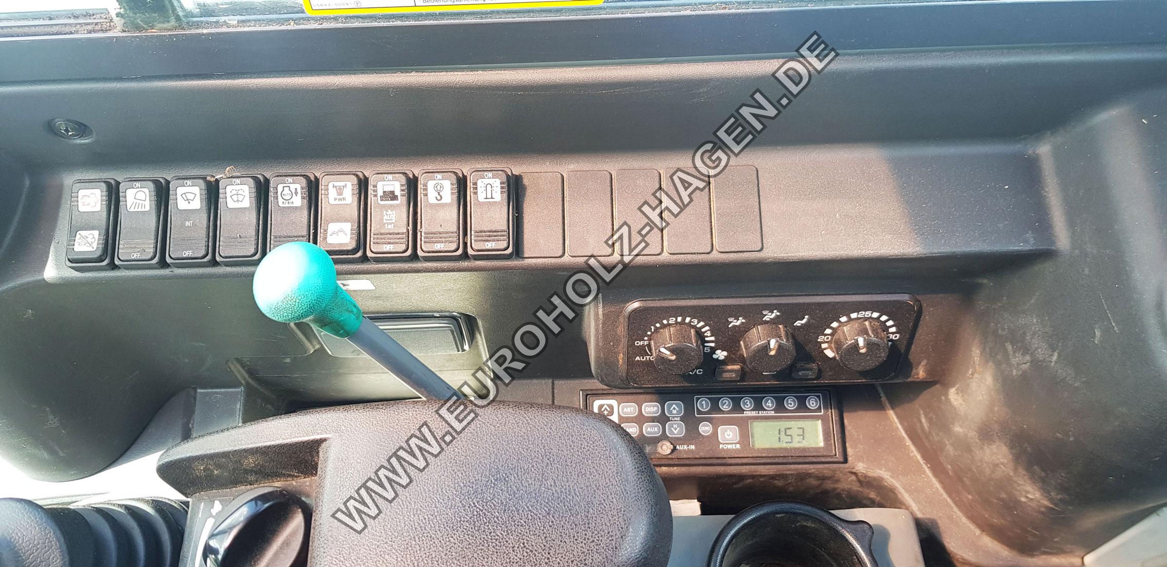 Minibagger Takeuchi TB 290 mit SW08 und Powertilt