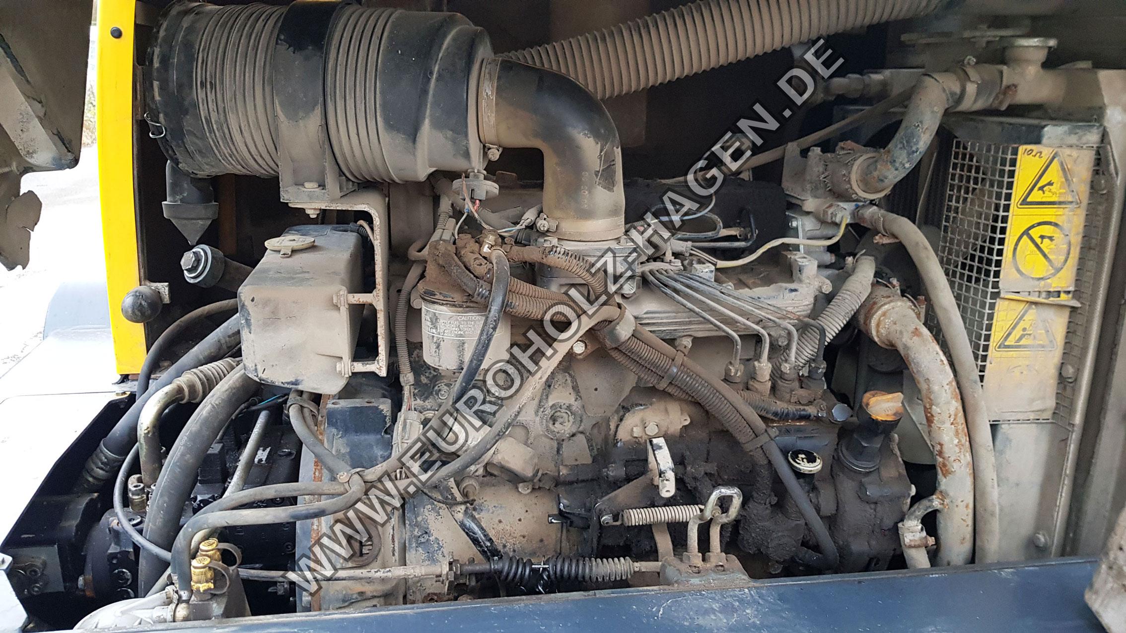 Radlader Komatsu WA 95-3