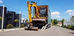 Transport JCB 8080