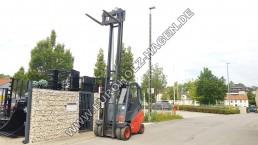 Stapler Gabelstapler Gasstapler Linde H30 T 3 t Treibgasstapler