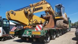 Liebherr R 944 C HDSL Kettenbagger Bagger Excavator