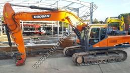Kettenbagger Doosan DX 340 LC-5 mit Schnellwechsler MS21