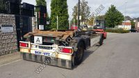 Schmitz Cargobull ACF 18 Abrollanhänger mit TÜV 08.21